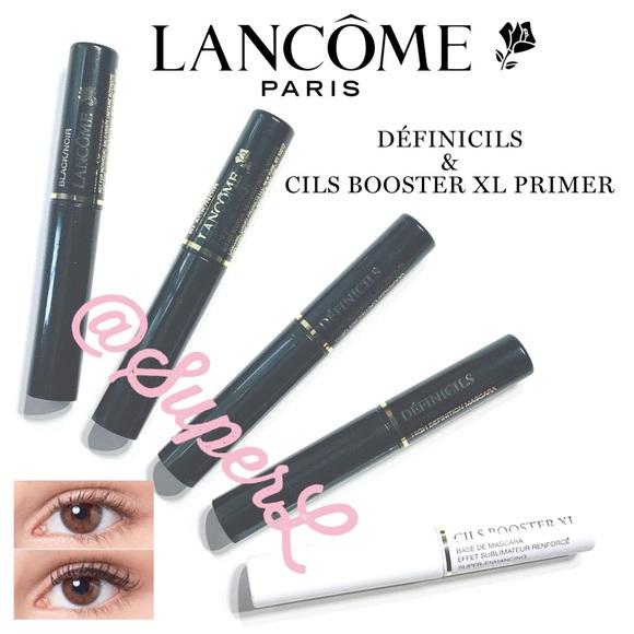 Lancome Cils Mascara Xl Primer Poshmark MakeupDefinicils Booster vw8mnOyNP0